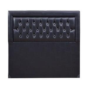 Čelo postele Llayda Black, 105x100 cm