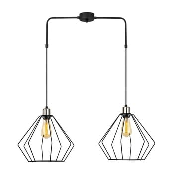 Lustră metalică Opviq lights Mueltan, negru de la Opviq lights