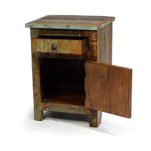 Dřevěná skříňka Goa