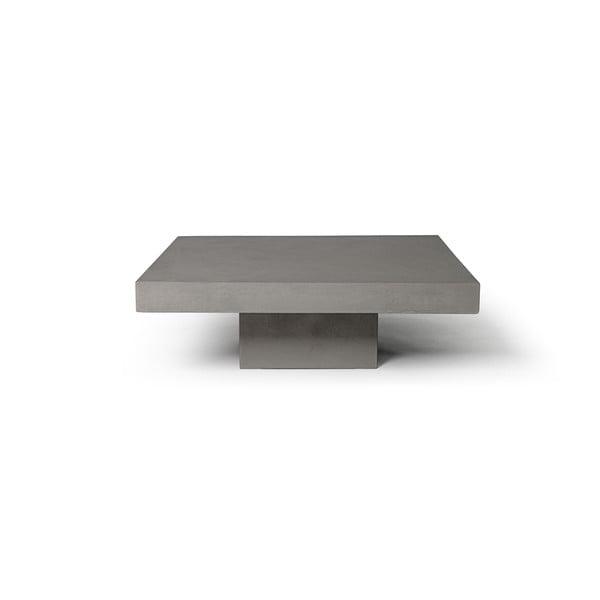 Betonový konferenční stolek Lyon Béton T Square