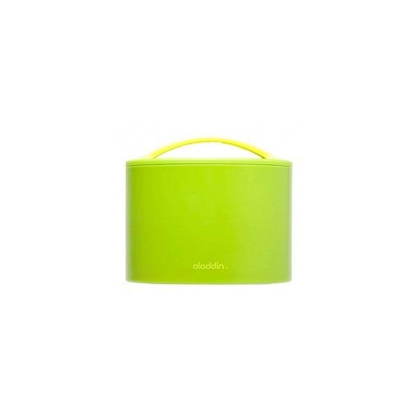 Termobox na svačinu Bento 600 ml, limetkový