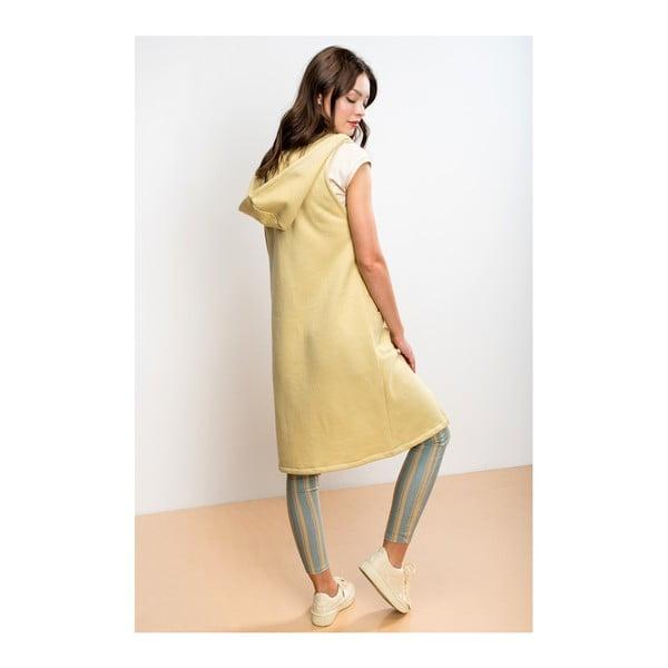 Dámská žlutá vesta Lull Backlash, vel. M