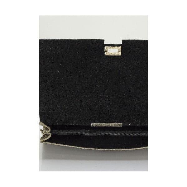 Kožená kabelka Giorgio Costa 15023 Fango