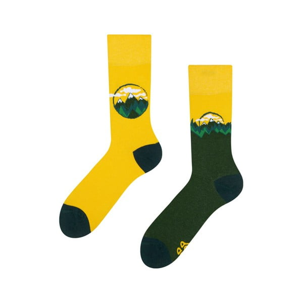 Unisex ponožky Good Mood Peaks, vel. 43-46