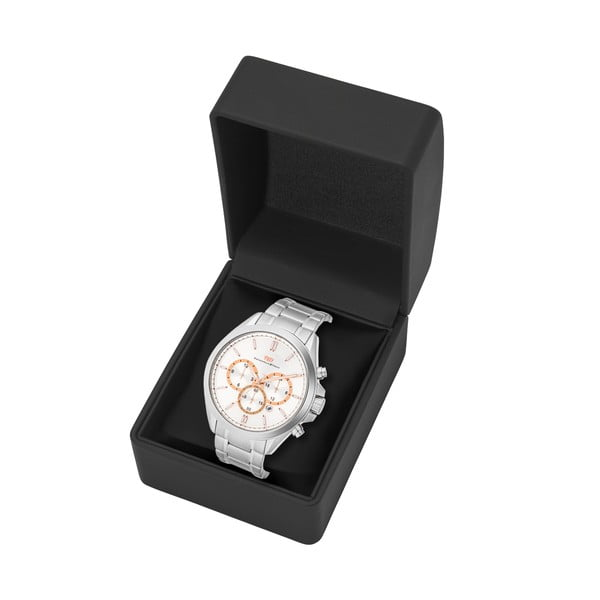 Pánské hodinky Rhodenwald&Söhne Powerlod Silver