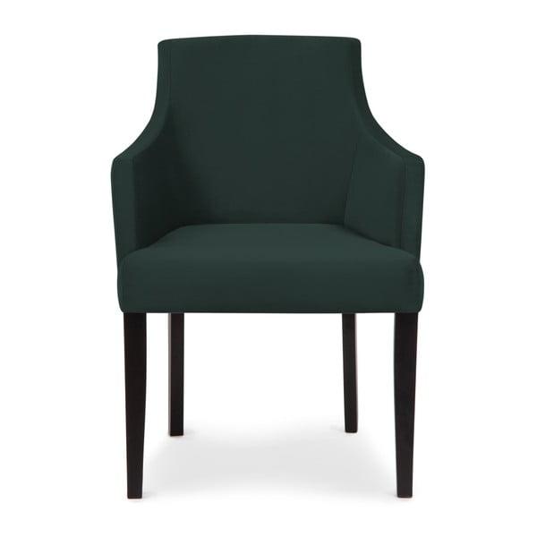 Sada 2 petrolejově zelených židlí Vivonita Reese