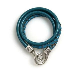 Náramek Snake, modrý