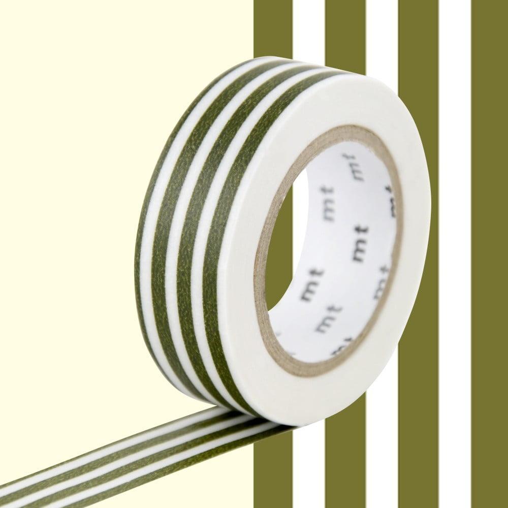 Washi páska MT Masking Tape Florine, návin10m