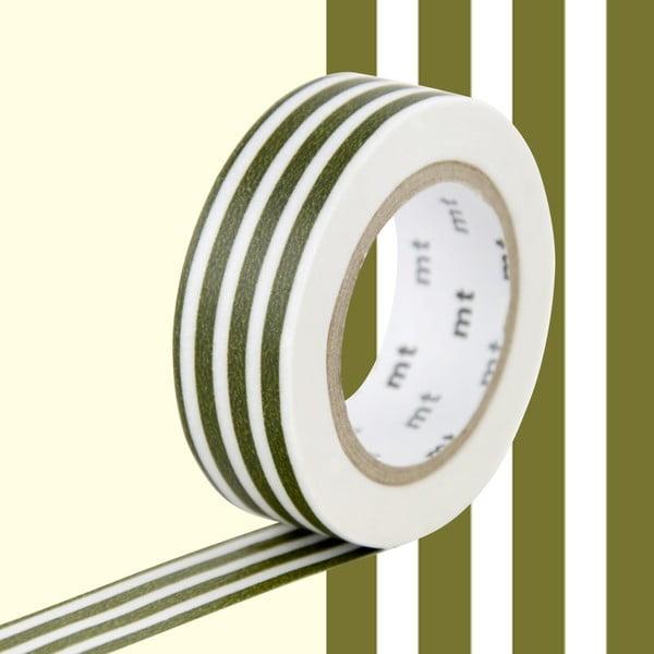 Taśma dekoracyjna washi MT Masking Tape Florine, dł.10m