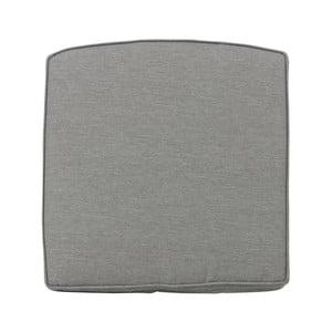 Světle šedý podsedák na polohovací židli Brafab Ninja,49x49cm