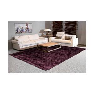 Fialový koberec Arte Espina Grace Shaggy, 60x110cm