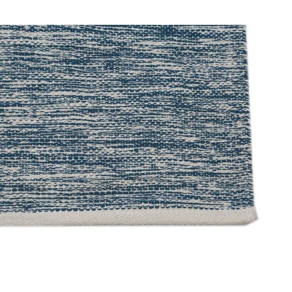 Modrý koberec Hawke&Thorn Parker, 200x300 cm