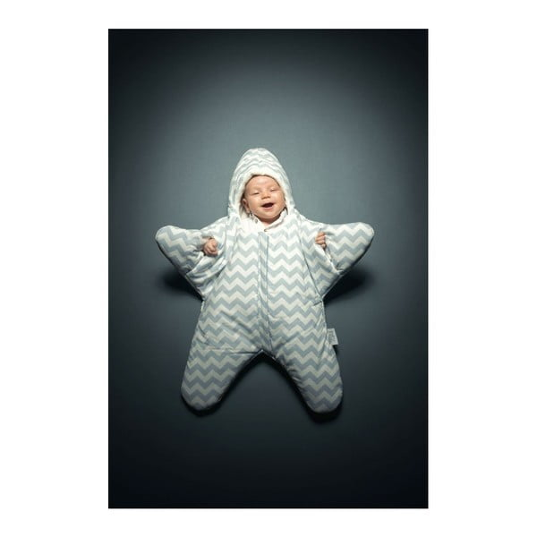 Dětský spací vak Star Light Blue M