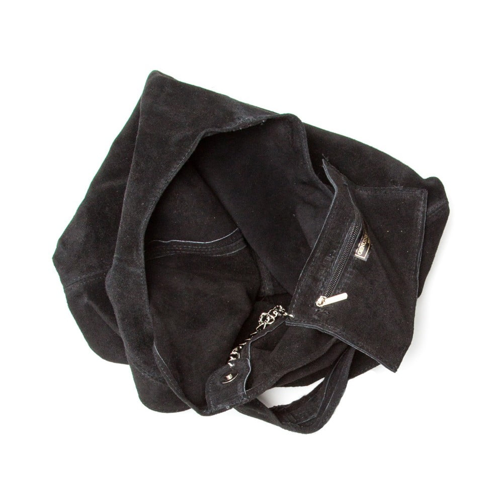 ... Černá kožená kabelka Isabella Rhea 885 ... 50b29a887d