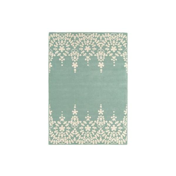 Vlněný koberec Guild Blue 200x300 cm
