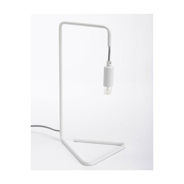 Stolní lampa Bureau Lampe, bílá