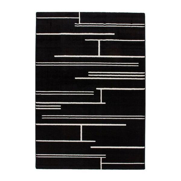 Koberec Sevilla Black, 230x160 cm