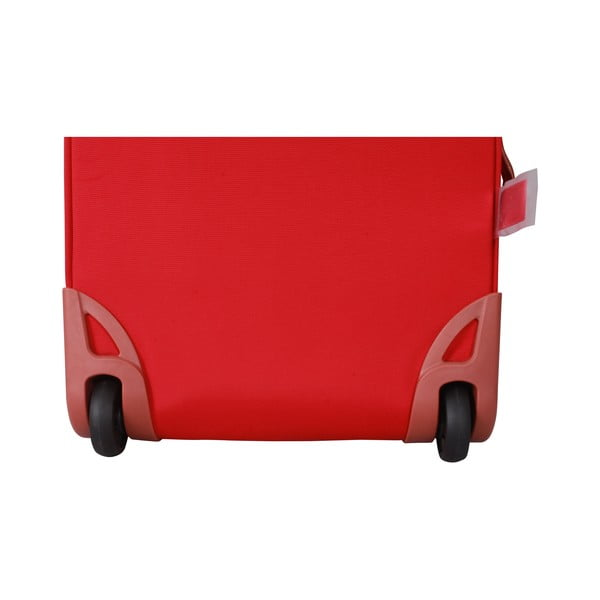 Sada 3 kufrů Jean Louis Scherrer Valises Red