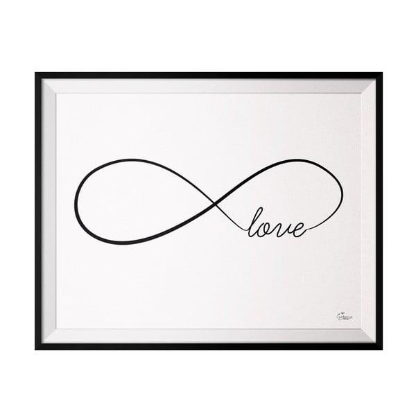 Plakát Infinity, 40x50 cm