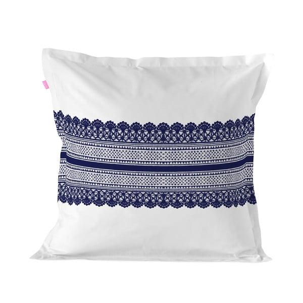 Poszewka na poduszkę z czystej bawełny Happy Friday Embroidery,60x60cm