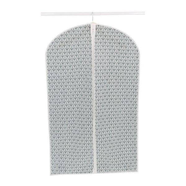 Tmavozelený závesný obal na oblečenie Compactor Vetements, dĺžka100 cm