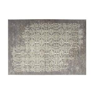 Šedý vlněný koberec Kooko Home New Age,200x300cm