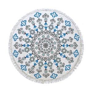 Kulatá plážová osuška Homemania Australia Ornament, Ø 150 cm