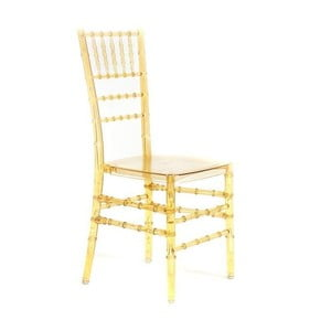 Židle Chiavari Amber