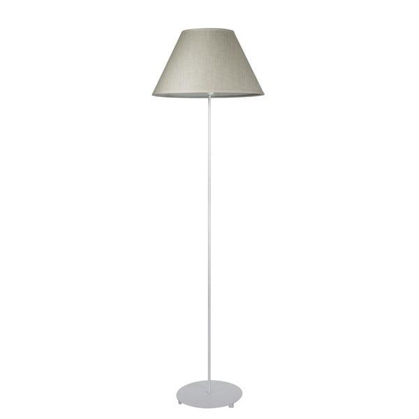 Stojací lampa Hakon Grey