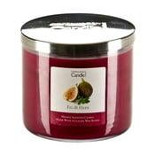 Aroma svíčka s vůní fíků a bylinek Copenhagen Candles,doba hoření 50 hodin
