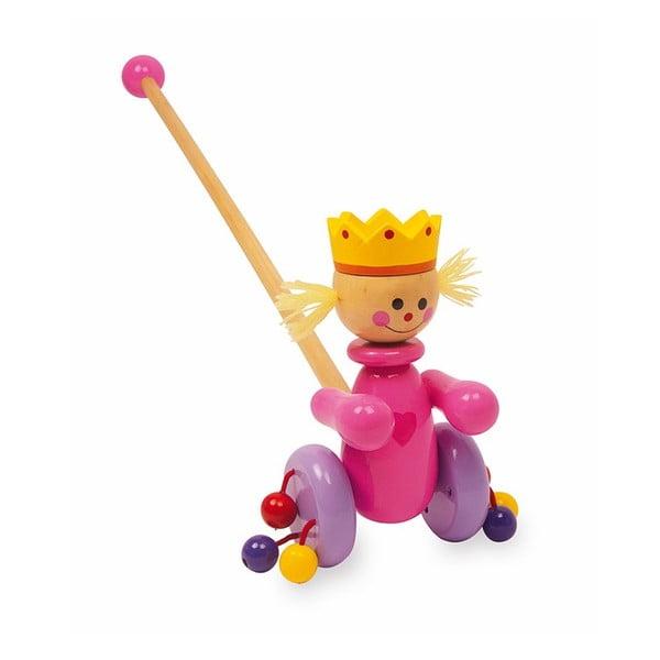 Jucărie din lemn Legler Queen