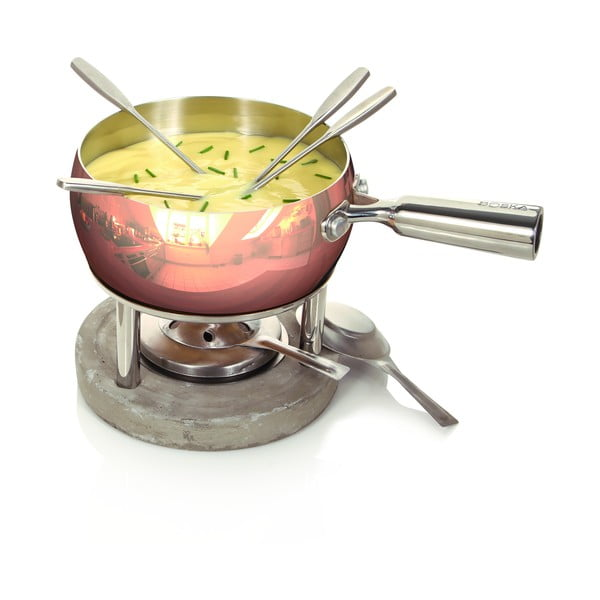 Set na fondue Boska Fondue Set Copper