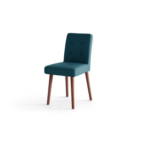 Tyrkysová jídelní židle Rodier Haring