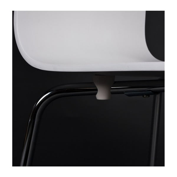 Bílá jídelní židle Kokoon Classic
