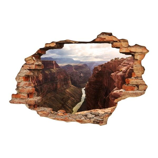 Samolepka na zeď Ambiance Grand Canyon, 60 x 90 cm