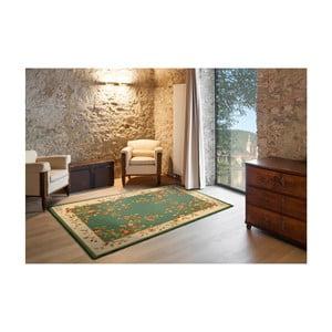 Zelený koberec vhodný i na ven Universal Madras, 190 x 280 cm