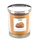 Aroma svíčka Copenhagen Candles  Sweet Orange & Amber, doba hoření 40 hodin