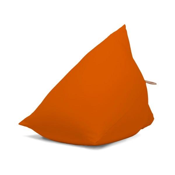 Oranžový sedací vak pro celou rodinu Terapy Sydney