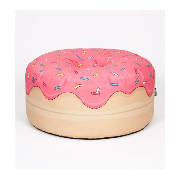 Puf ve tvaru donutu Yummy