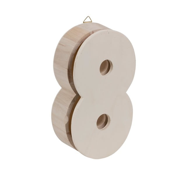 Nástěnný box Number 8