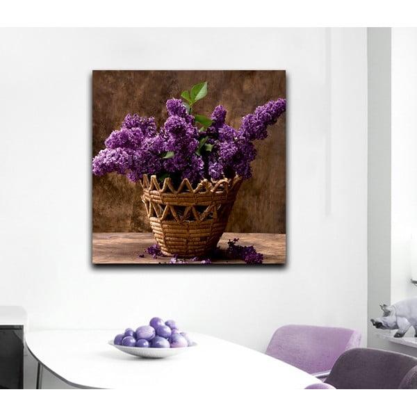 Obraz Šeříky, 60x60 cm