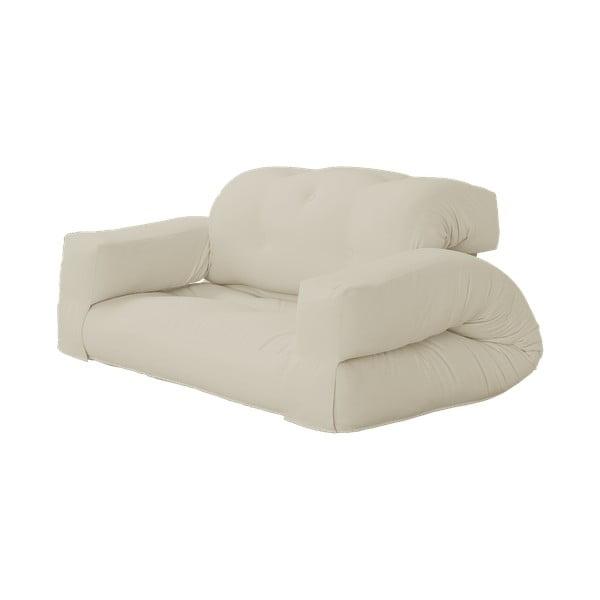 Canapea extensibilă Karup Design Hippo Beige