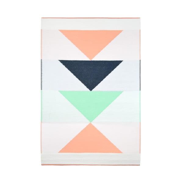Koberec vhodný do exteriéru HF Living Triangle, 180x270 cm