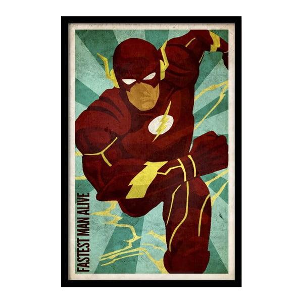 Plakát Fastest Man Alive, 35x30 cm