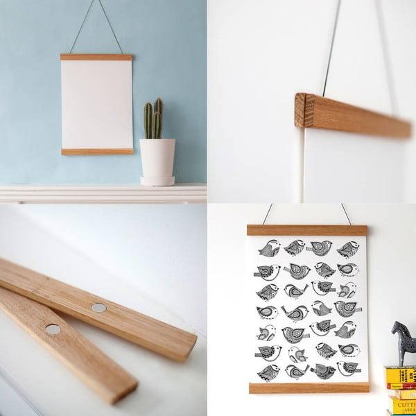 Dřevěný rám na plakáty Karin Åkesson Design Hango