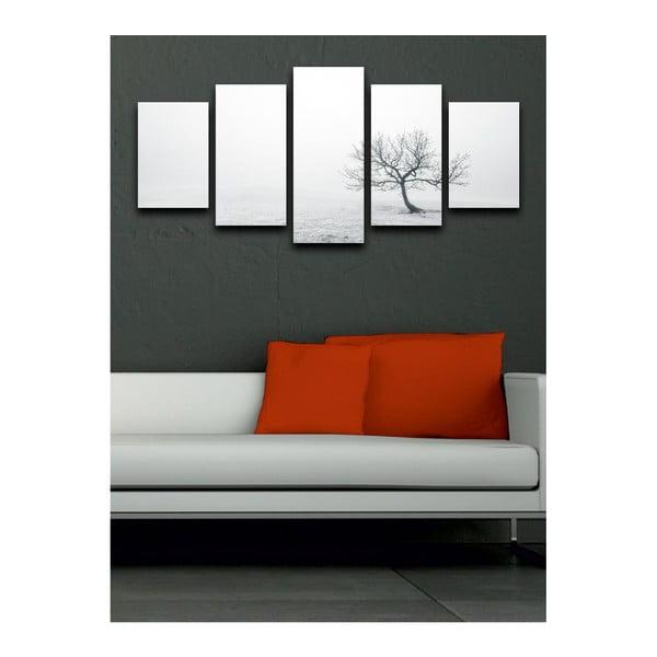 Vícedílný obraz Black&White Pure