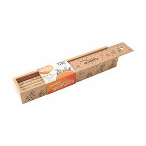 Dřevěný penál Portico Designs Peach