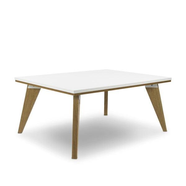 Jorgen fehér dohányzóasztal - Skandica