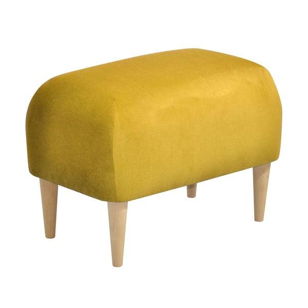 Podnožka Jupi, žlutá