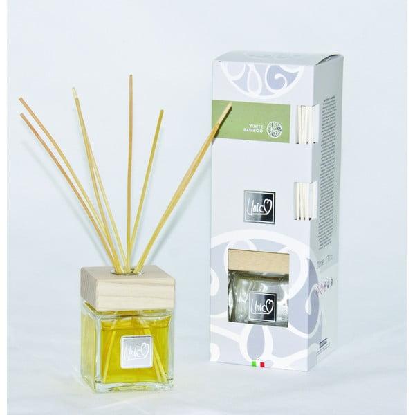 Difuzér Unico Prestige, bílý bambus 200 ml